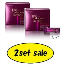 Shiseido The Collagen Enriched tablet V 4 grain x 60 pack x2SET from Japan F/S