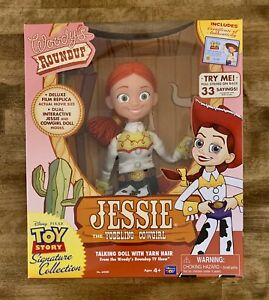 Toy Story Signature Collection: Jessie SEALED NM Condition! NEW!