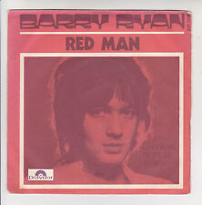 "Barry RYAN Vinyl 45T 7"" SP RED MAN - LONELIEST NIGHT OF YEAR -POLYDOR 2001205 NM"