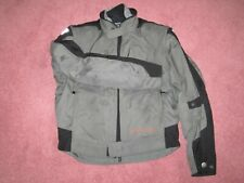 Motor bike riding jacket. BMW Motorrad Boulder . Urban. Male. Grey. Small