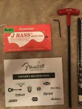 FenderJazz bass - American Deluxe 5