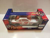 Dale Earnhardt NASCAR Silver #3 Winners Circle Car 1998 1:24 Scale