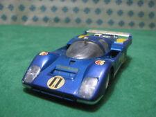 Vintage  -  FERRARI 512 M Sunoco    -  1/43 Solido Ref. 197