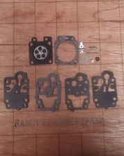 repair rebuild kit walbro wyc carb carburetor US Seller