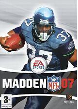 MADDEN NFL 07 Nintendo Wii PAL Brand New