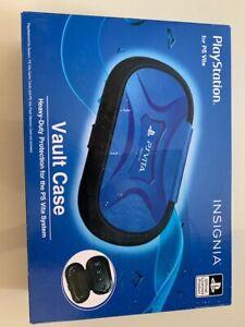 PlayStation Vita PS Vita Hardshell Vault Case New Sealed! Rare!