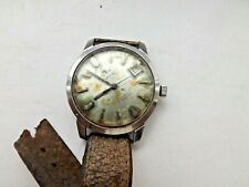 Very Grubby Onsa Shipman Automatic Anti Magnetic Watch. Not Working.  Hospiscare