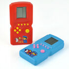 Classic Tetris Game Hand Held LCD Electronic Game Toy Brick Handheld Pocket Game