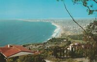 (R) Palos Verdes, CA - Looking North Along the Coast from the Palos Verdes Hills