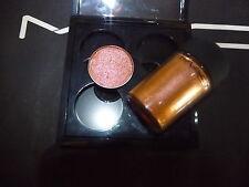 Mac cosmetics pressed Pigment PINK BRONZE, DUOCHROME  LE,