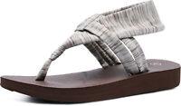 ATIKA Women's Yoga Sling, Comfortable Flip Flop Summer Sport Sandals