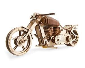 UGears Motorcycle Bike VM-02 Wooden 3D Model [UTG0038]