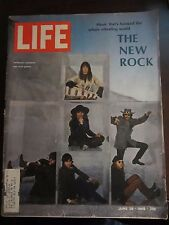 Life Magazine The New Rock Jefferson Airplane June 1968