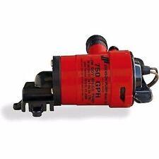 Johnson Pump 12 Volt Low Boy Bilge Pump 1250 GPH.Dura-Ports 33103 Marine MD