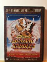 Brand New ~ Blazing Saddles (DVD, 2004, 30th Anniversary Special Edition)