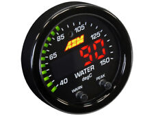 Genuine AEM X-Series Oil Water Temperature 100-300F 40-150C Gauge Kit # 30-0302
