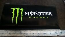 "11"" x 5"" Monster Energy drink sticker  FREE SHIPPING"