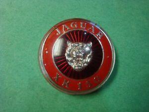 2F(2259) Jaguar XK150 Grill Badge