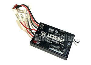 Heng Long 1/16 RC Tank 2.4GHz New TK-RX-6.1S Multi Function Main Board Receiver