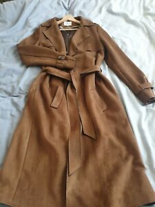 Next Suede Coat 10 Tall