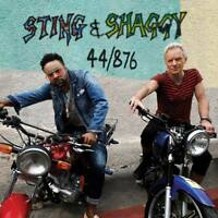 Sting + Shaggy - 44/876 (NEW DELUXE CD)