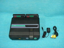 Twin Famicom Console Sharp AN-505BK Japan Fully Working Video Game 100V - 240V