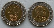 Kenia / Kenya 20 Shillings 1998 p32 unz.