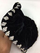 Velvet Hair Band Elastic Hair Scrunchie Ponytail Holder For Ladies Girl For£2.50