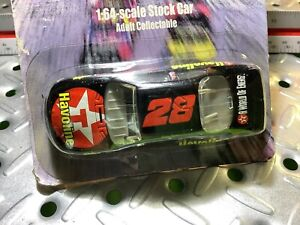 1998 Fan Fueler/Action Texaco Havoline #28 Nascar Blister Pack