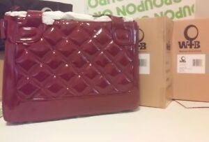 Women in Business Laptop Tote-Scarlet Red-Tablet-purse-bag-luggage-diaper bag
