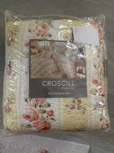 New Croscill Princess 4 Piece Comforter Set size Full
