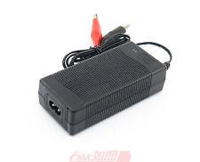 SLA 12V Lead-Acid Battery Charger 14.4V 3A Smart AutoStop w/Crocodile Clips US