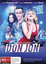 Don Jon (Dvd) Comedy, Drama, Romance Joseph Gordon-Levitt, Scarlett Johansson