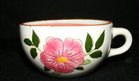 """Vintage Stangl Pottery Trenton N. J. Wild Rose 2"""" Cup Only"""