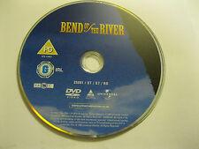 BEND OF THE RIVER starring James Stewart, Rock Hudson, Arthur Kennedy {DVD}
