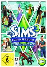Die Sims 3: Lebensfreude (PC/Mac, 2011, DVD-Box)