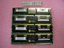 16GB 4x4GB 800MHz FBDIMM Memory Dell T7400 New