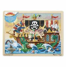 Melissa & Doug Pirate Adventure Jigsaw 48pce Mnd3800