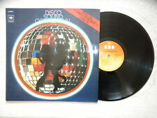 "LP SALSOUL ORCHESTRA, PERCY FAITH... ""Disco sound orchestral"" CBS 81394 FRANCE §"