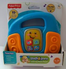 Fisher Price Laugh & Learn Learning Music Player New