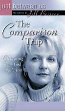 The Comparison Trap: Celebrating How God Made You (Just Between Us)