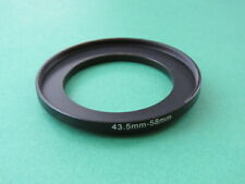43.5mm-58mm Stepping Step Up Male-Female Lens Filter Ring Adapter 43.5mm-58mm