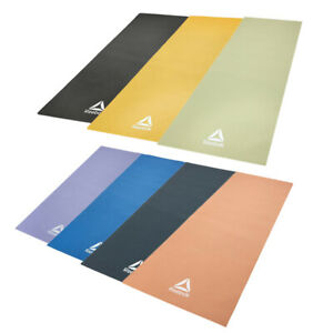 Reebok Fitness Yoga Mat 4mm Multi-Color RAYG-11022 (Free EMS Shipping)