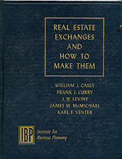B0007E9Q36 Real estate exchanges and how to make them ,
