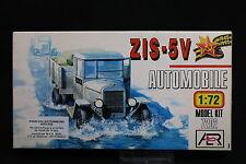 XS025 AER 1/72 maquette camion 7202 ZIS-5V automobile 1945 1995