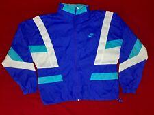 Vintage Nike windbreaker Jacket multicolor Full Zip(with hoodie)