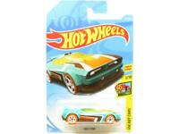 Hotwheels Fast Fish Turquoise HW Art Cars 301/365 Long Card 1 64 Scale Sealed