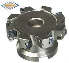 Erax Herramientas Fresa para Ranurar Iscar Wp Tipo QPMT1004 NTFQP10 D80x16 d27