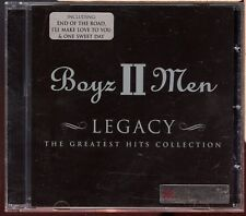 Boyz II Men / Legacy - The Greatest Hits Collection