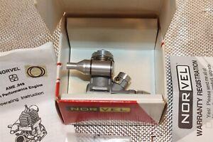 NORVEL 061 . +MUFFLER MODEL AIRPLANE ENGINE U/CONTROL LINE MOTOR NEW IN BOX